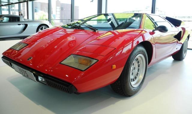 Lamborghini Countach var aldrig någon VAG-bil men idag tillhör Lamborghini VAG