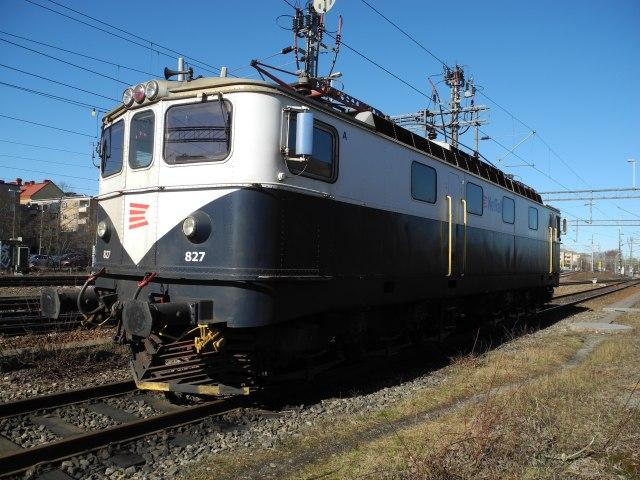 Ma 827 i Eskilstuna 2014